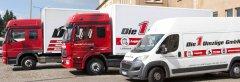 Die 1 - Umzüge - LKW-Transporter